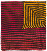 Faliero Sarti colour-block striped scarf