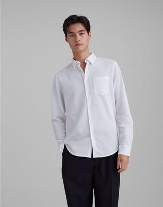 Club Monaco Pique Knit Shirt