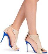 CCBubble Peep Toe Woman Shoes 2017 High Heels Sandals Ladies Shoes -US9