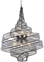 Varaluz Flow 1-Light Pendant, Steel, 6-Light