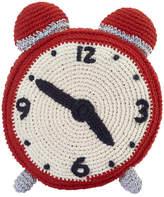 Anne Claire Crochet Clock - Mandarin