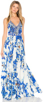 Camilla Pleated Slip Dress