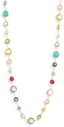 Ippolita Lollipop Lollitini 18K Yellow Gold & Multi-Stone Necklace