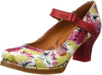 Art Womens 0933 Fantasy Harlem Closed-Toe Heeled Shoes