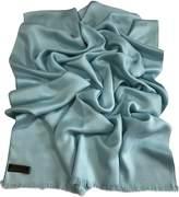 Solid Color Design Nepalese Fringe Shawl Pashmina Scarf CJ Apparel NEW