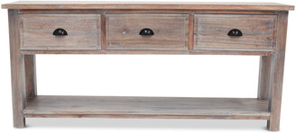 Hudson Furniture Console 3 Drawer