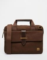 Knomo 15 Laptop Bag - Brown