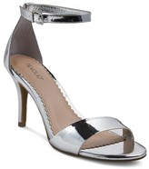 Women's Raz Metallic City Heeled Sandals - Tevolio
