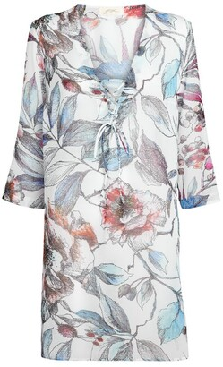Gottex Floral Tunic
