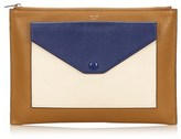 Celine Pre-owned: Calf Leather Clutch Bag.