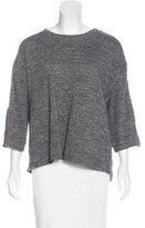 Stella McCartney for Adidas Mélange Jersey Top
