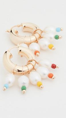 Eliou Kavala Rainbow Earrings