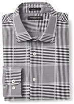 Banana Republic Grant-Fit Supima Cotton Large Check Shirt