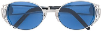 Jean Paul Gaultier Pre-Owned Oval Shaped Sunglasses