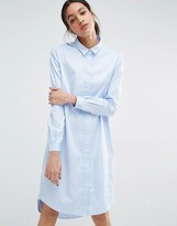 Just Female Gents Shirt Dress