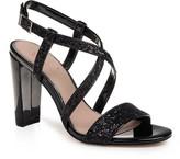 Badgley Mischka Diza Block Heel Sandal