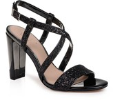 Badgley Mischka Diza Block Heel Sandal