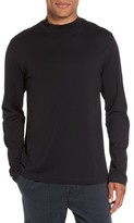 Vince Men's Mock Collar Pullover