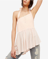 Free People Just Can't Get Enough Cotton Halter Top