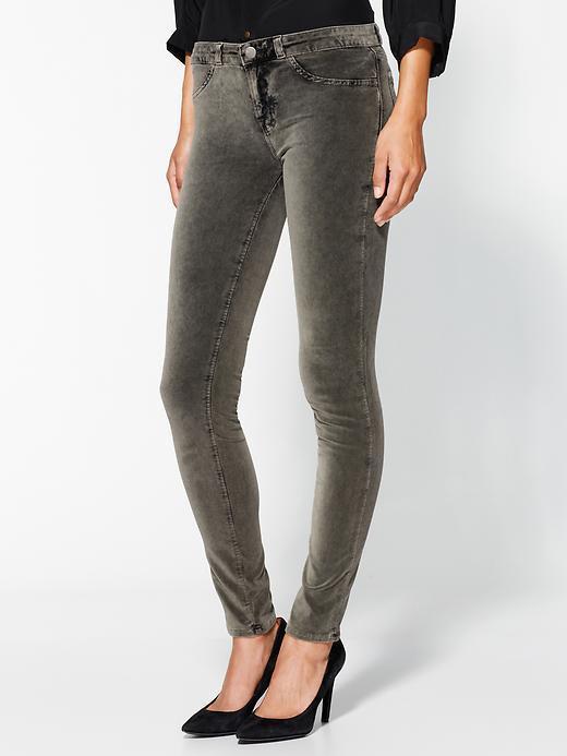 J Brand Midrise Skinny Jeans