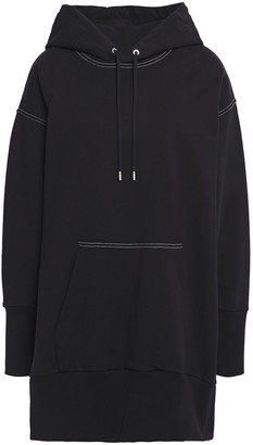 3.1 Phillip Lim Oversized French Cotton-terry Hoodie