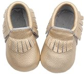 Posh Baby Shoes: Genuine Leather, Hand Made, Durable, Slip-on Baby Moccasins. A Great Gift for Newborns, Infants, and Toddlers.
