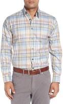 Robert Talbott Men's 'Anderson' Classic Fit Check Cotton Sport Shirt