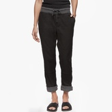 James Perse Brushed Flannel Relaxed Pant