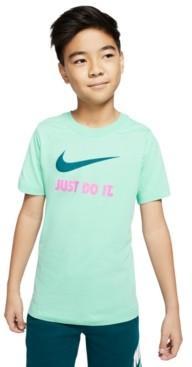Nike Big Boys Just Do It T-Shirt