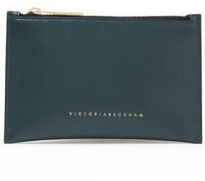 Victoria Beckham Textured-leather Coin Purse