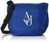 Armani Jeans Women's 9222367P777 Shoulder Bag blue