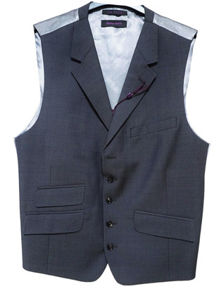Ted Baker Navy Wool Suits