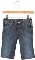 Dolce & Gabbana Boys' Logo-Embellished Medium Wash Jeans