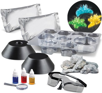 Discovery Mindblown Kids Toy Crystal Growing Kit