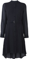 MICHAEL Michael Kors polka dot shirt dress - women - Polyester - 2