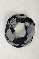 Forever 21 Men Striped Infinity Scarf