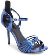 Topshop Women's Risky Ankle Strap Sandal