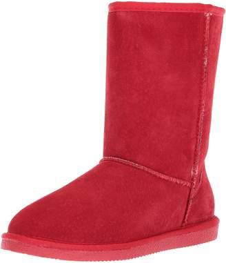 "Lamo Classic 9"" Boot Rich Suede Upper Red"