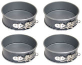 Wmf Noblesse Four-Piece Mini Springform Pan Set