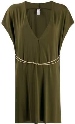 Eres short-sleeve oversized top