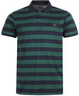 Paul & Shark Polo Shirt A17P1730SF 324 Green/Navy