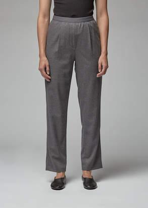 Totokaelo Archive Women's Rylan Elastic Waist Trouser Pants in Slate Size Small Wool/Elastane