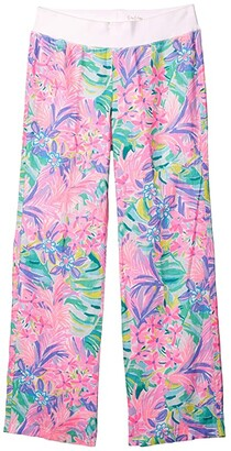 Lilly Pulitzer Beach Palazzo (Multi It Was All A Dream) Women's Casual Pants