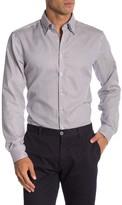 Lindbergh Long Sleeve Regular Fit Checkered Shirt