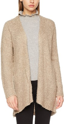 Only Women's Onlcarla L/s Long Cardgan KNT Cardigan