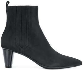 Sartore pointed toe boots