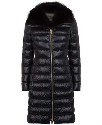 Herno Fur Trim Down Coat