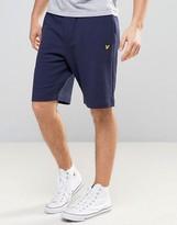 Lyle & Scott Sweat Shorts Regular Fit Eagle Logo In Navy