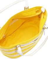 Eric Javits Jav Squishee Tote Bag, Yellow Mix