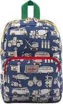 Cath Kidston Garage Mono Kids Medium Padded Backpack